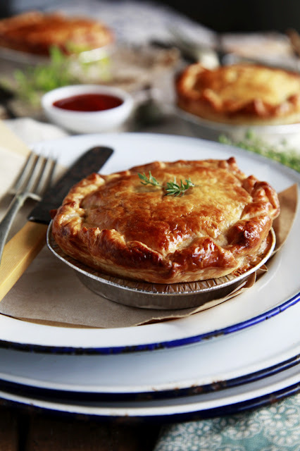 The Perfect Meat Pie