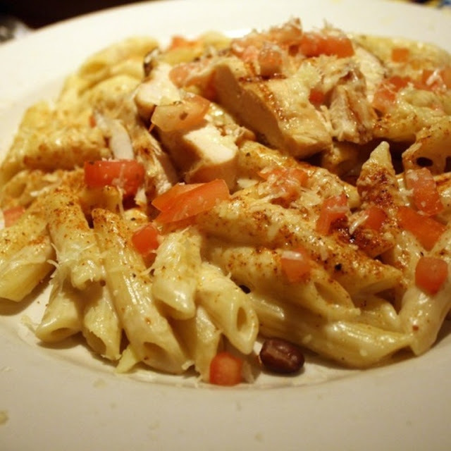 Chili's Cajun Chicken Pasta Recipe #FamousRestaurantCopycats