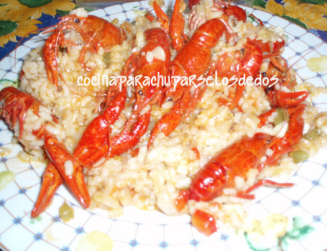 ARROZ CON CANGREJOS
