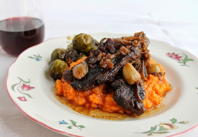 Beef Short Rib Bourguignon for #SundaySupper