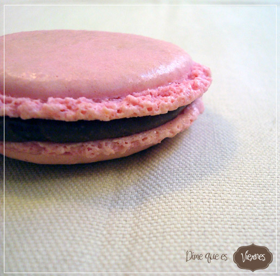 Macarons: segundo intento