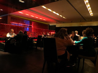 Chino Latino, Vauxhall (Pan Asian cuisine)