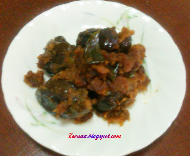 STUFFED BRINJAL RECIPE