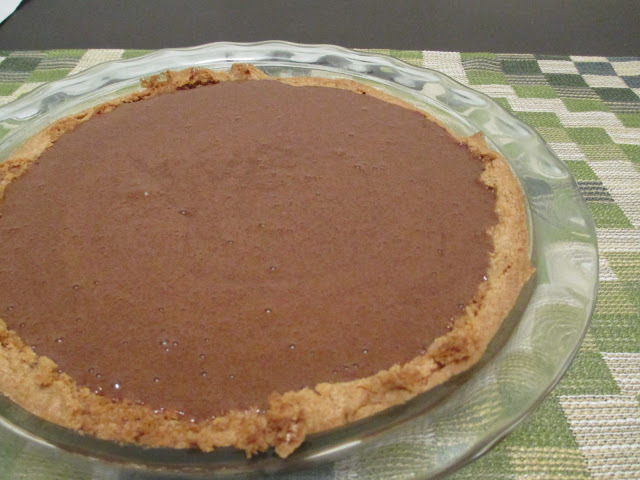 #SundaySupper - Gluten Free Chocolate Chip Cookie Pie