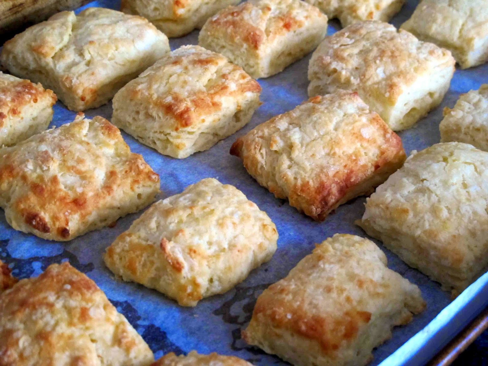 Buttermilk Cheese Scones