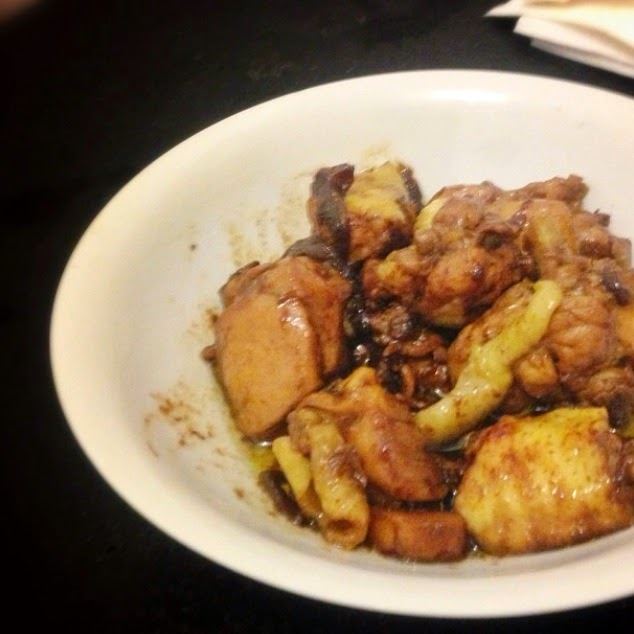 Pinoy Adobo - Quickie Style