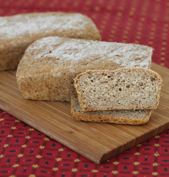Bulgur Wheat Bread #BreadBakers