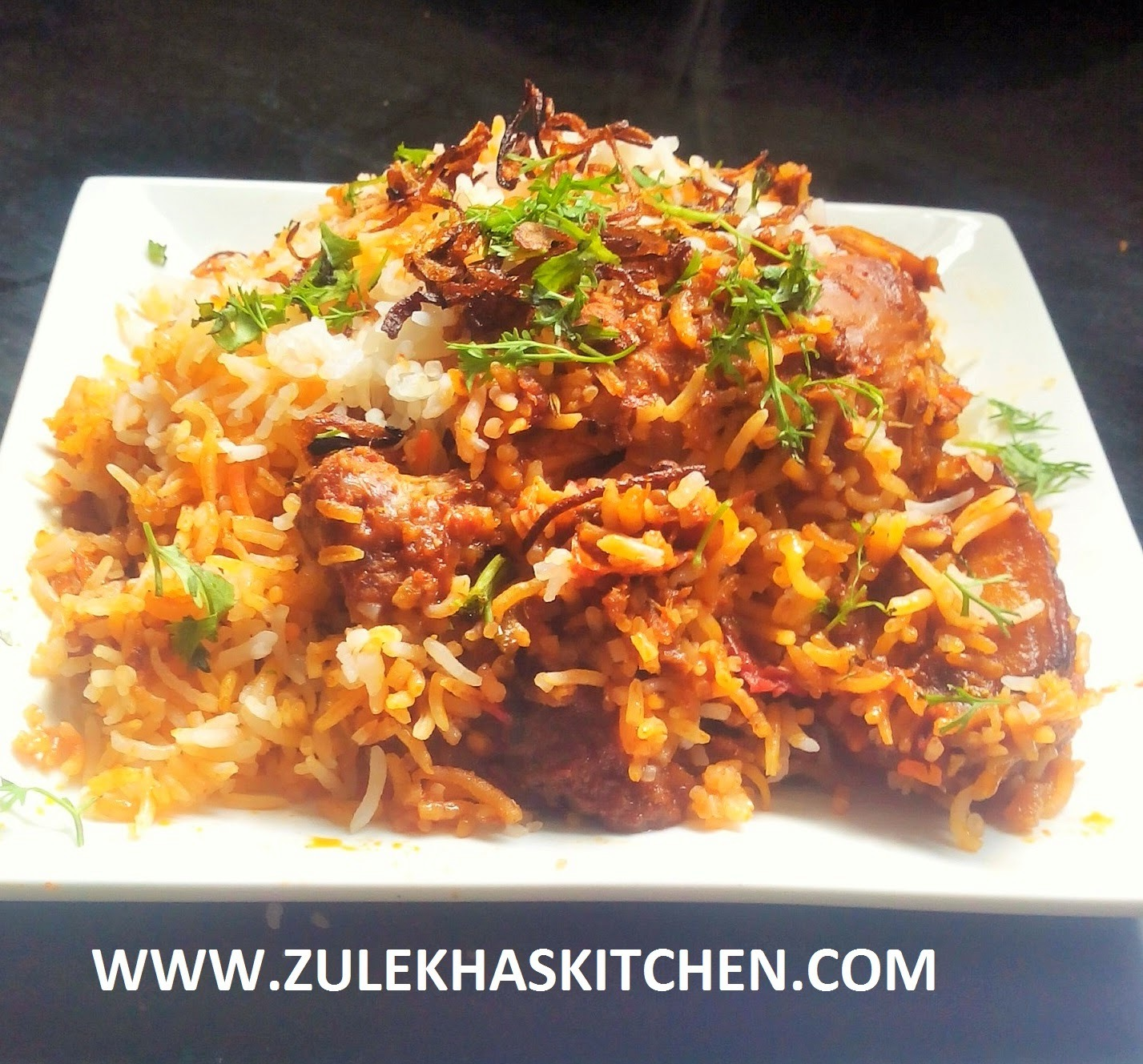 Recipe of Chicken Dum Biryani