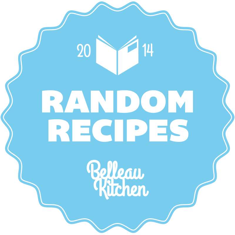 random recipes #40 - round up
