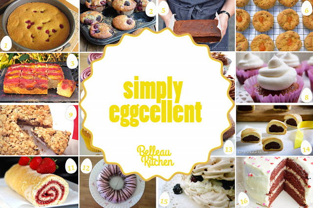 Simply Eggcellent #7 - the cake round-up