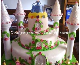 Ricette di torta compleanno bimba 2 anni mytaste for Decorazioni compleanno bimba