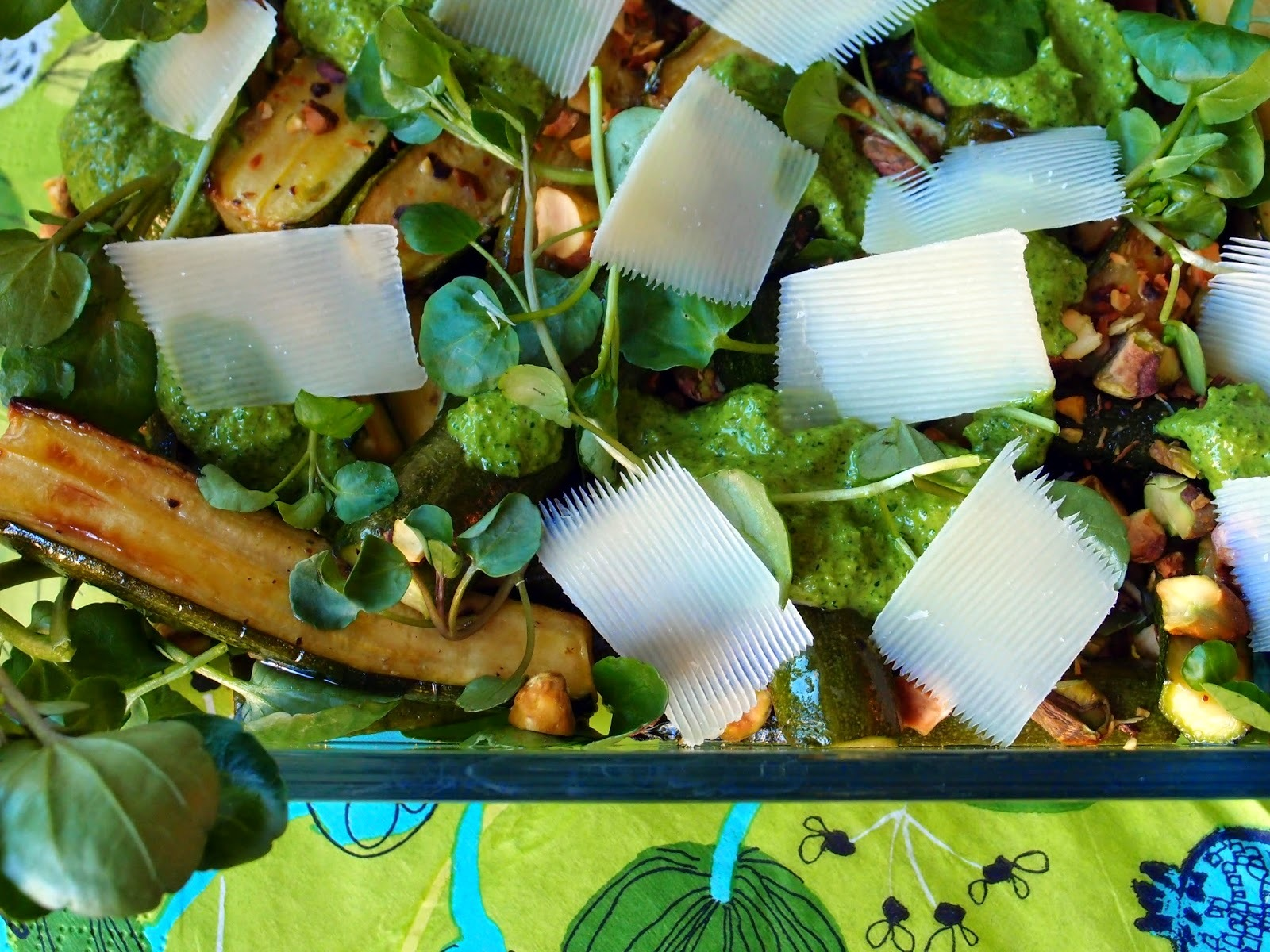 Ottolenghi: W is for watercress