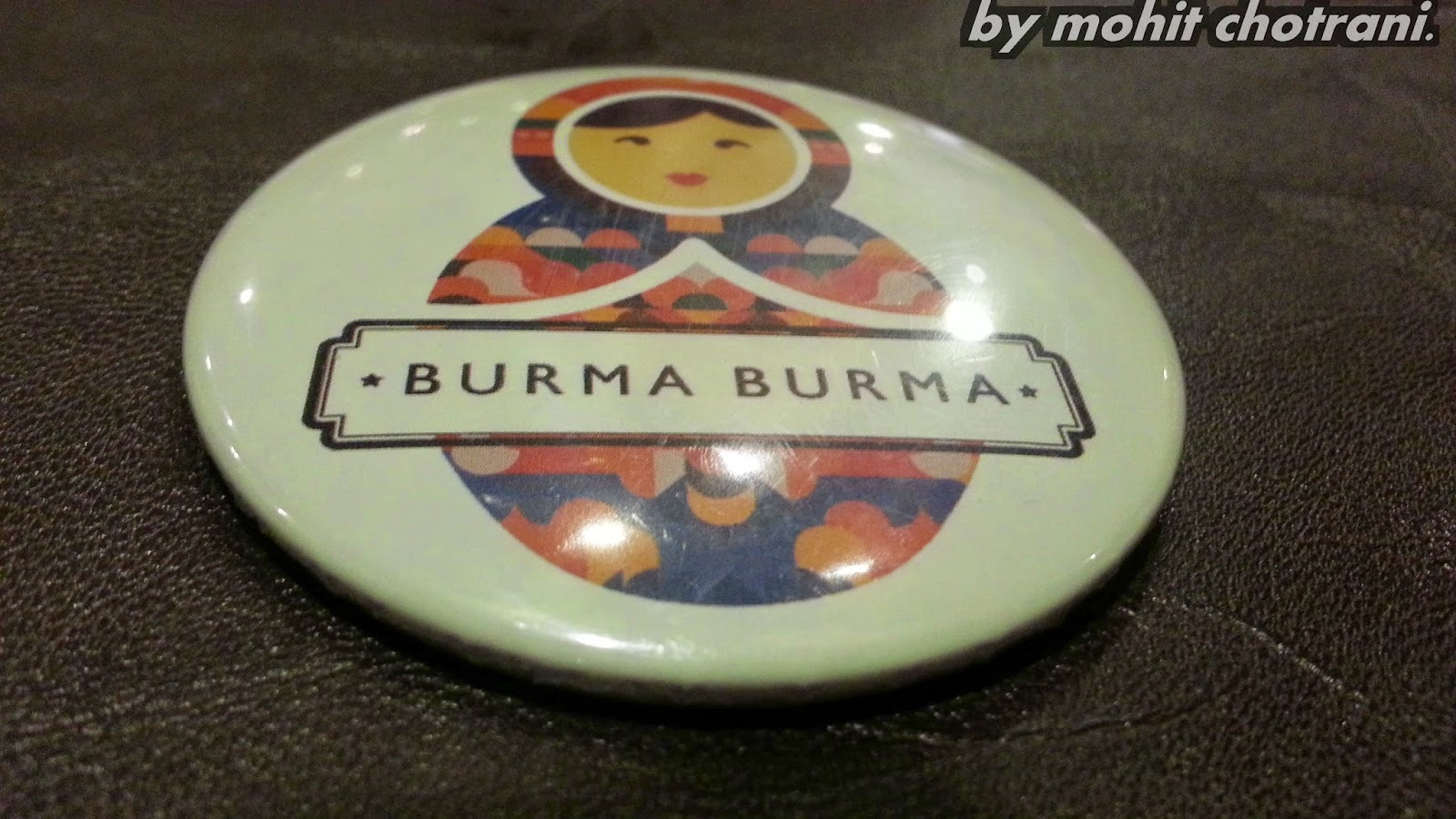 Burmese Food With Burma Burma