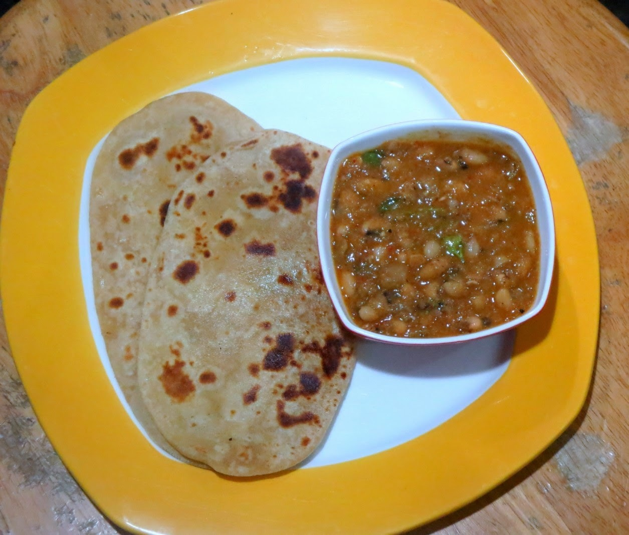 Alsande Tonak | Black Eyed Peas Goan Special Curry