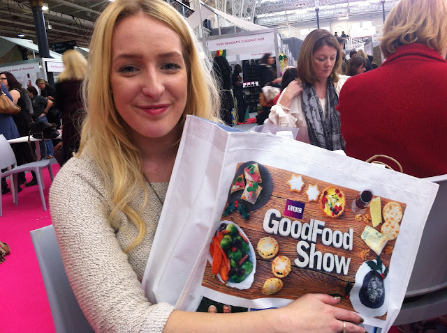 Discovering the BBC Good Food Show