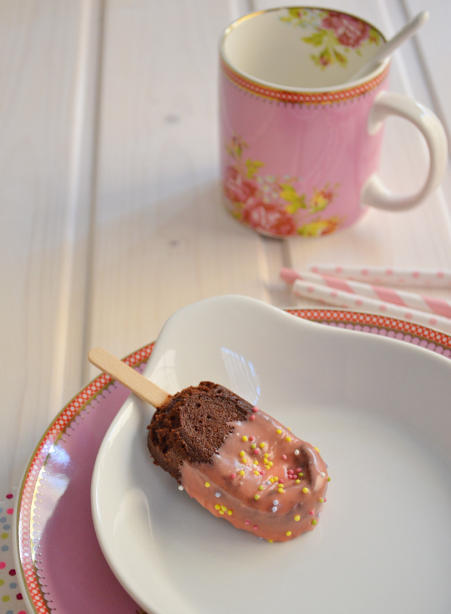 Brownie POP {Polo de Brownie}