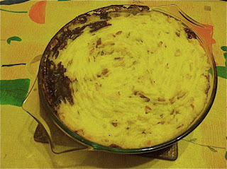 quorn mince shepherds pie