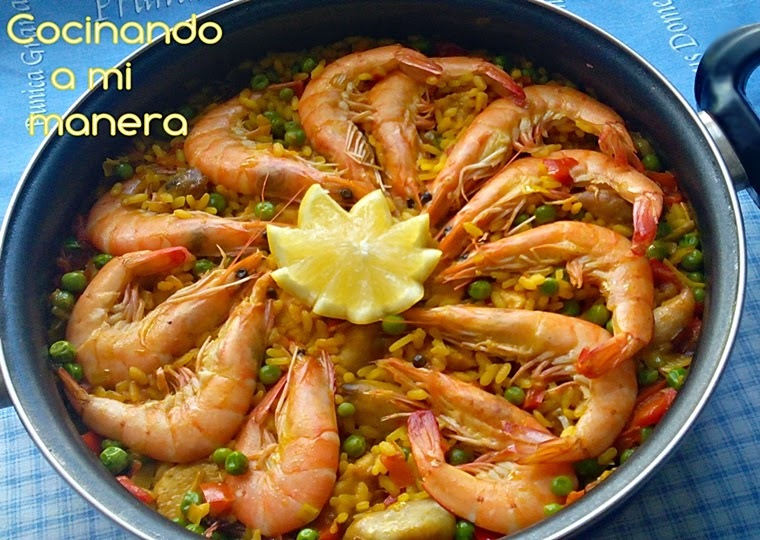 ARROZ DE DOMINGO