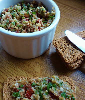 walnoten tapenade