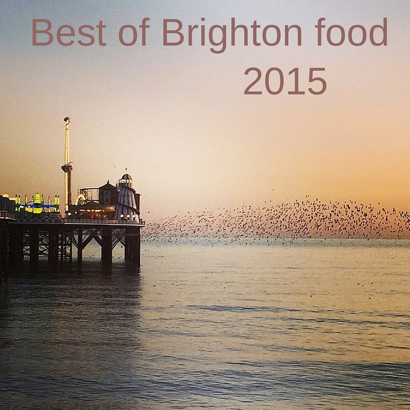 Best Brighton food of 2015