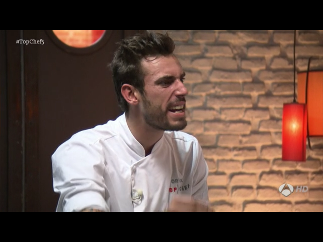 Top Chef 3.5: Incomprensible clemencia