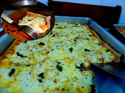 *PIZZA INTEGRAL DE QUEIJO