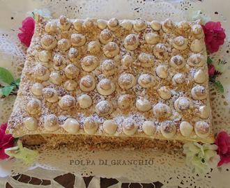 Ricette di torta millefoglie per comunione mytaste for Decorazione torte millefoglie