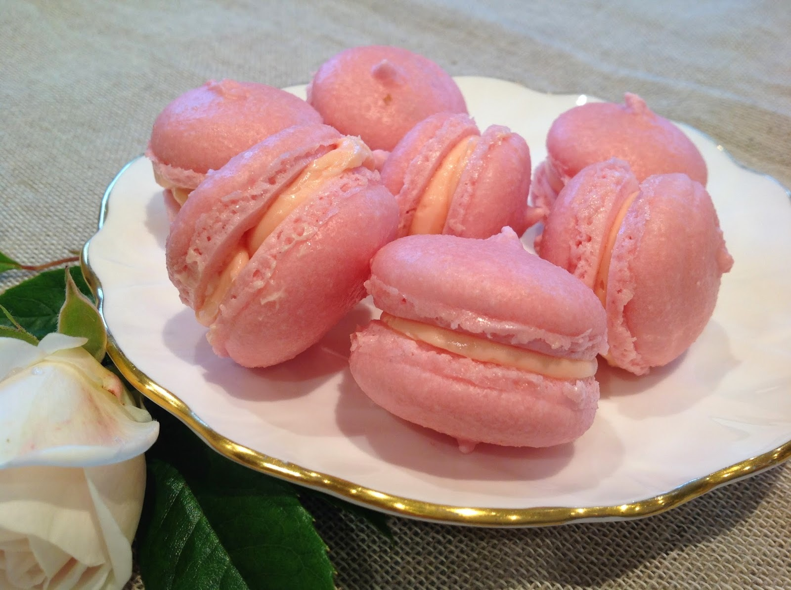 Classic French Macaroons (Macarons) - Delicious Magazine recipe