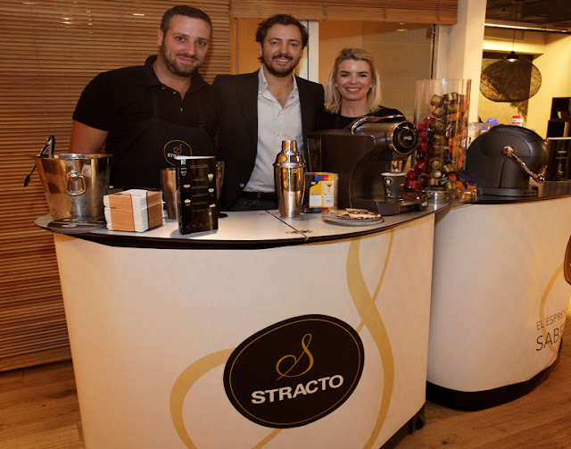 STRACTO EXPERIENCE EN LA VOGUE FASHION´S NIGHT OUT
