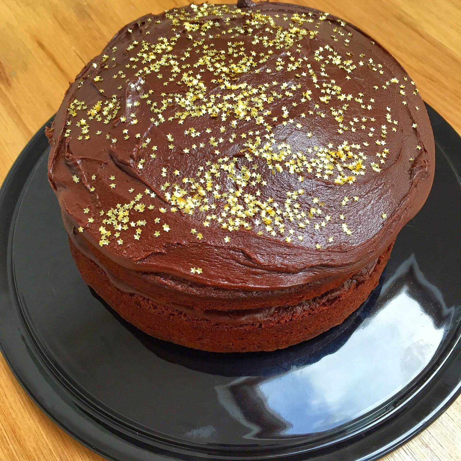 Mary Berry's Chocolate Sponge Cake