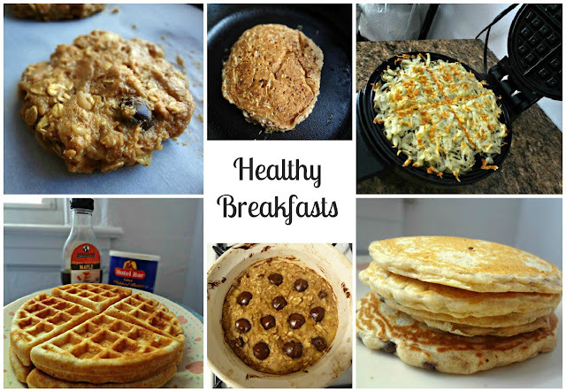 Healthy Recipes to Start 2013 Right!