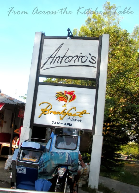 Antonio's, Tagaytay, Philippines (Revisited)