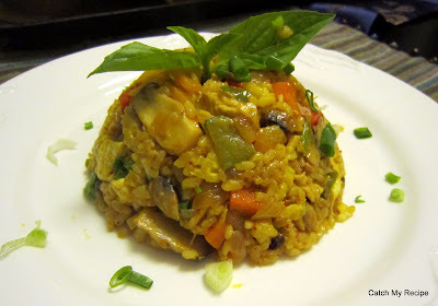 Thai Curry Fried Rrice