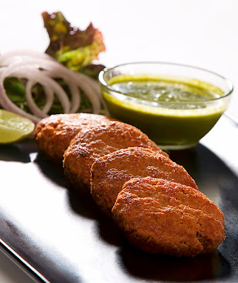 Shami Kebab: Mutton Mince Balls Recipe