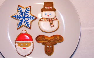 Sugar Cookie and Royal Icing Recipes