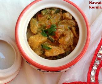 Awadhi paneer korma recipes mytaste for Cuisines of uttar pradesh
