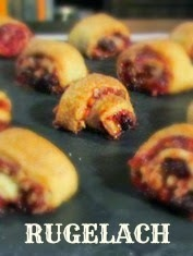 Rugelach (Receta de Kitchen Boss)
