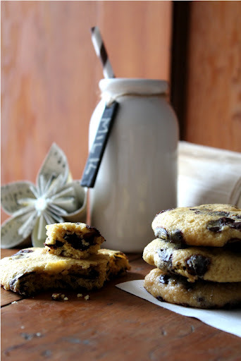 delia smith chocolate chip cookies