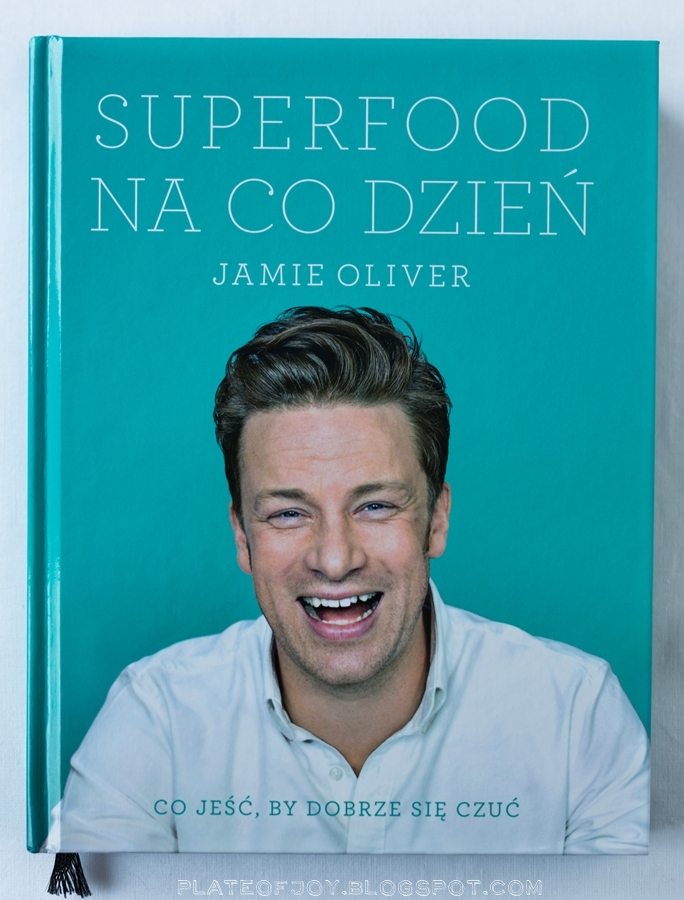 Superfood na co dzień - Jamie Oliver / KONKURS