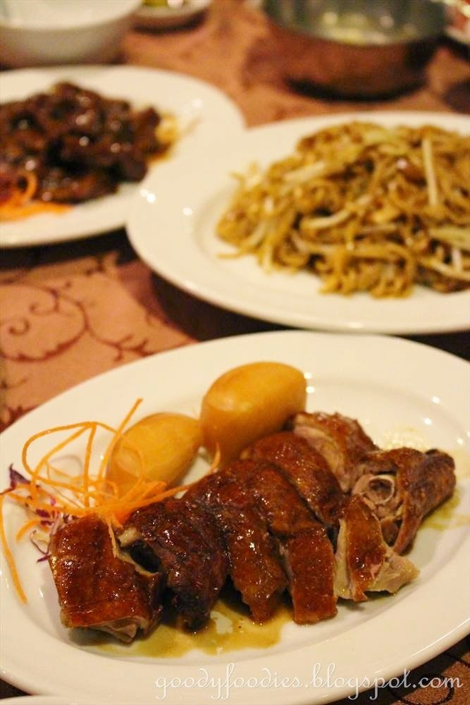 All You Can Eat Dinner @ Tai Zi Heen, Prince Hotel KL