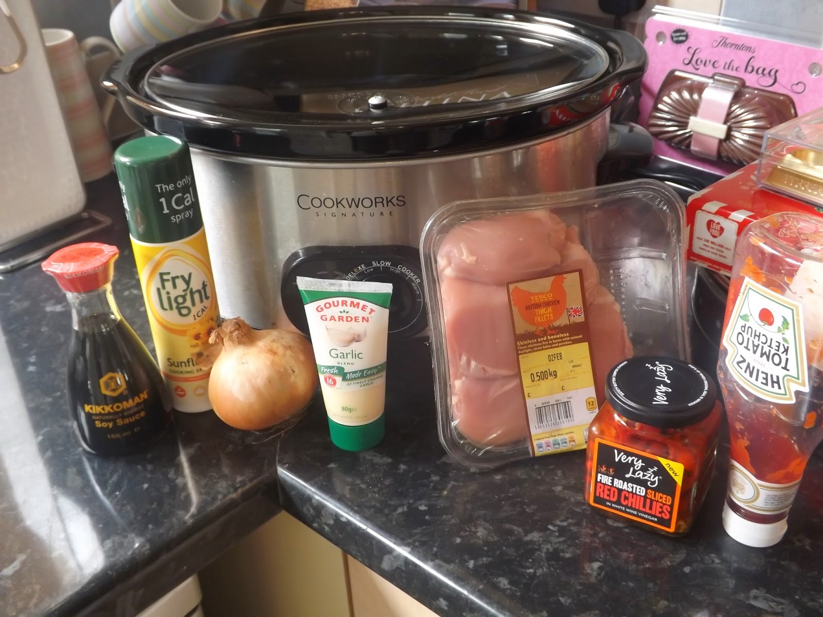 Slow Cooker Sticky Soy Chicken Recipe