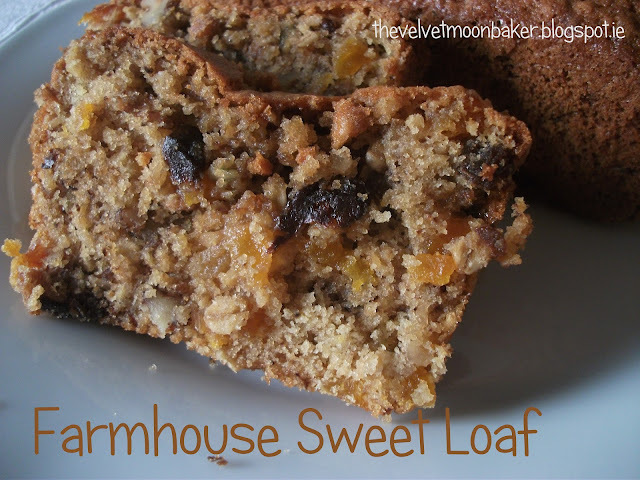 farmhouse loaf cake