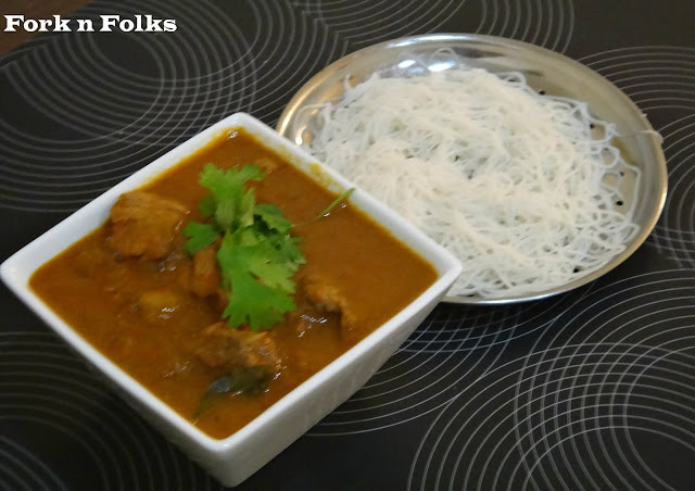 Chicken Madrasi