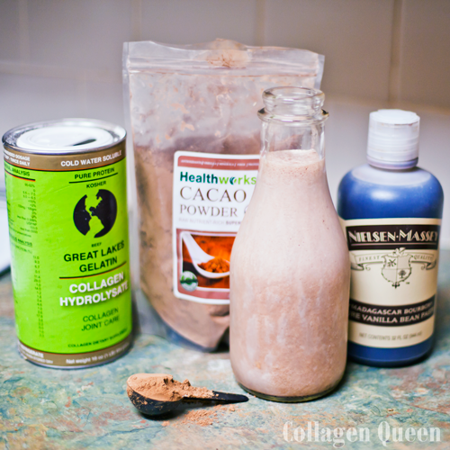 Favorite Smoothie Recipes With Gelatin