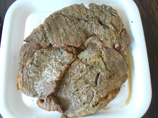 """The Best"" Steak Marinade"