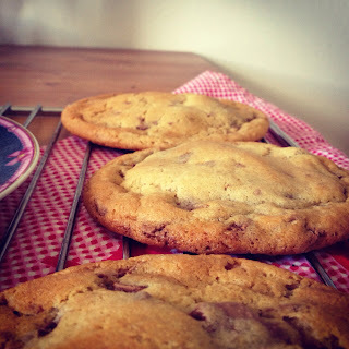 Cookie dough / Cookies for the ones who wait ;)