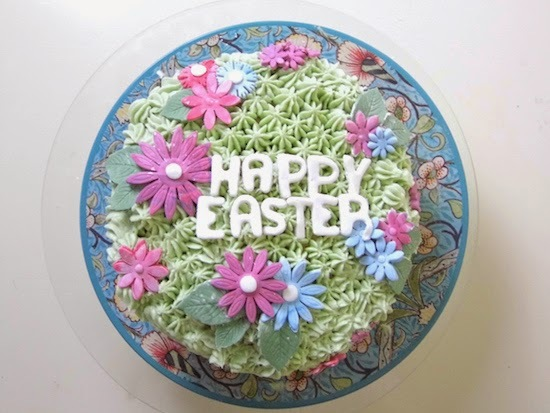 happy easter cake + sugarcraft giveaway.