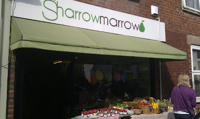 Sharrow Marrow