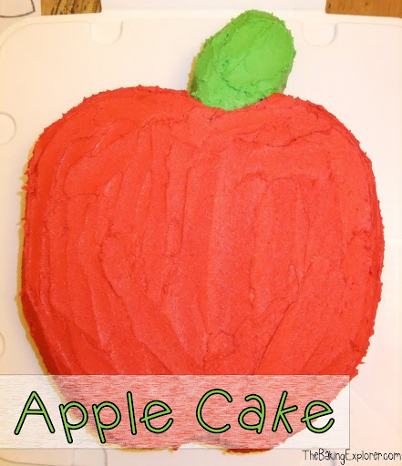 Clandestine Cake Club: Apple Cake