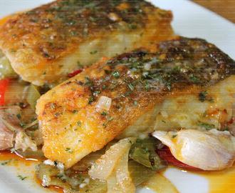 Recetas de como cocinar rodajas de bacalao mytaste for Cocinar cocochas de bacalao